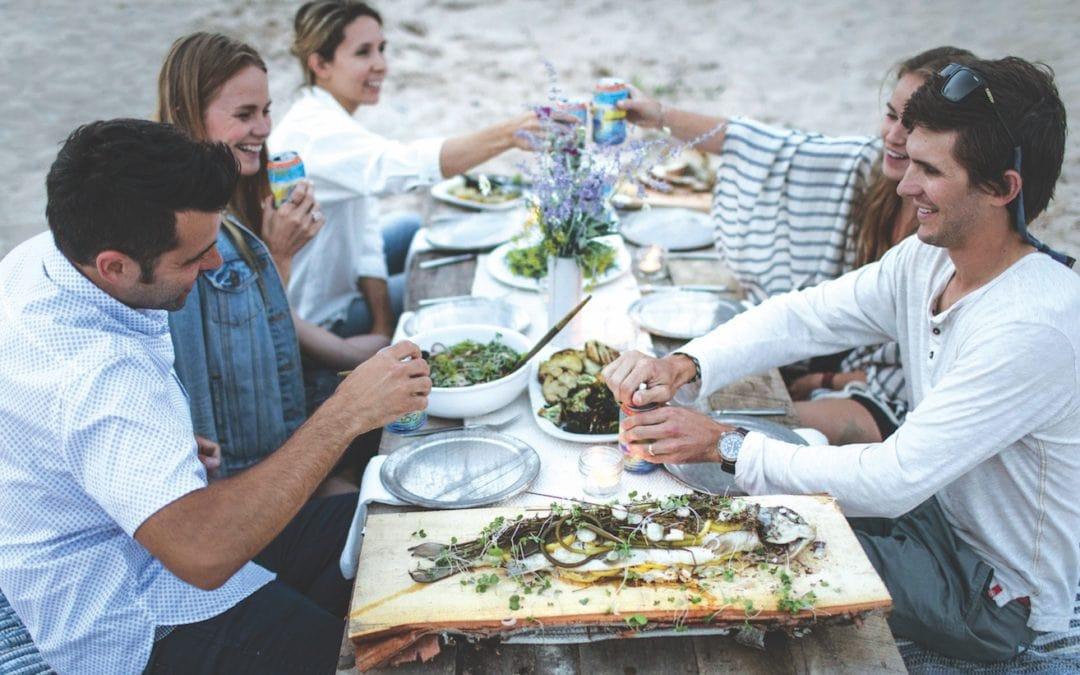 Beach Party Recipes