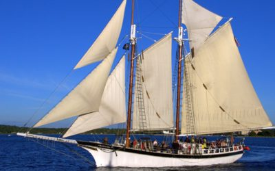 Sail the Great Lakes this September Aboard Tall Ship Manitou