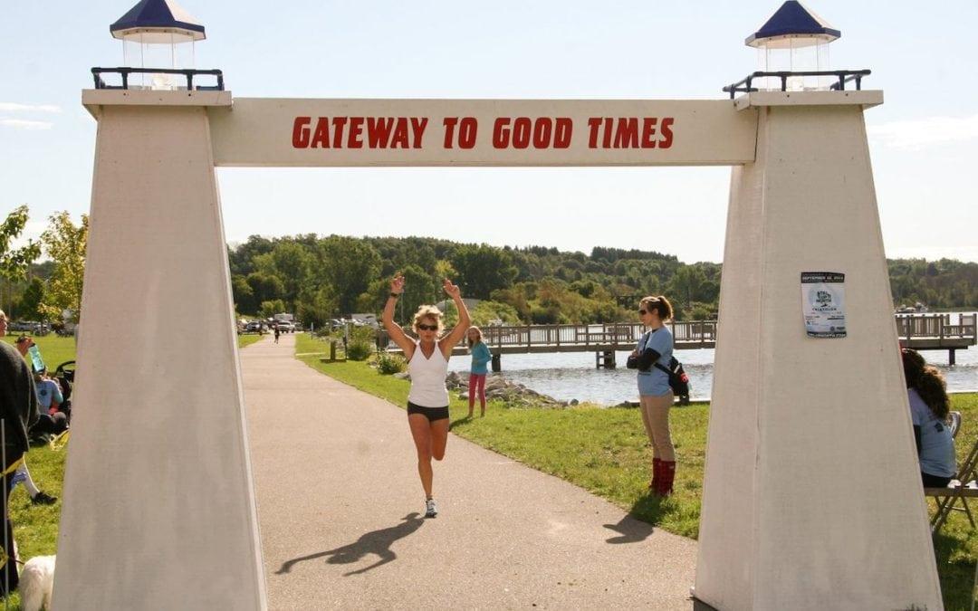 Tri Up North Triathlon in Frankfort Supports Community Wellness