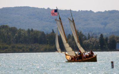 A Mighty Mackinaw Boat