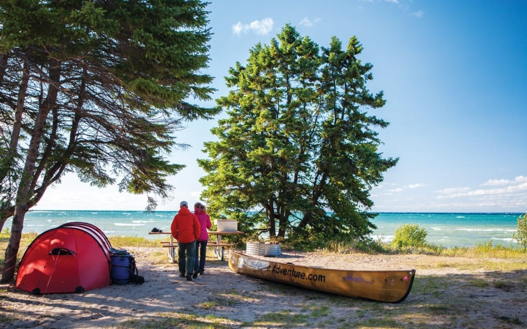 September Vacation Ideas in Northern Michigan