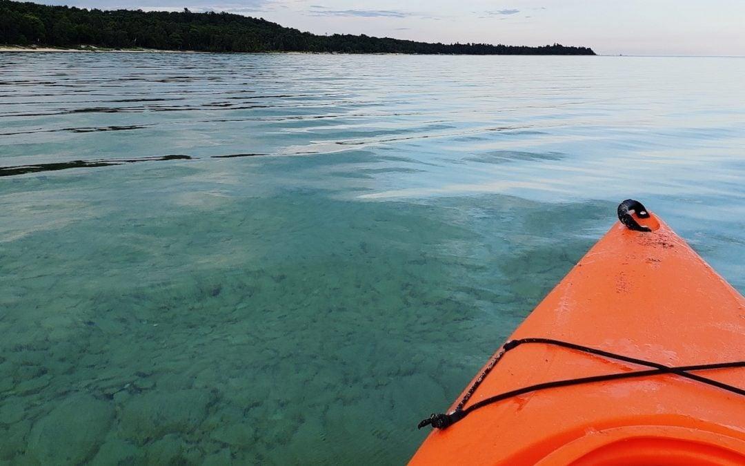 beaver island water trail