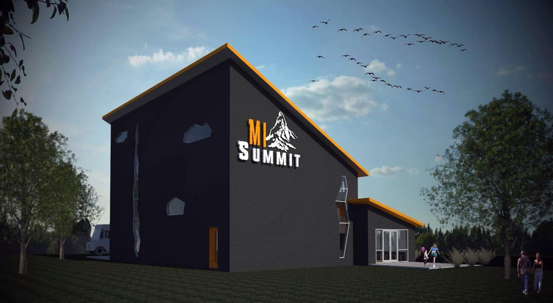 Mi summit climbing center seeks community funding in for Craft shows in traverse city mi