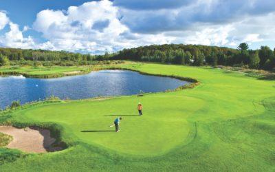 Grand Traverse Resort Fall Golf Tournaments: Big Hole and Tuff Enuff