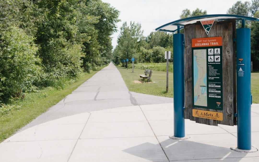 A Walk in the City: 5 Northern Michigan Trails You Can Do In Town