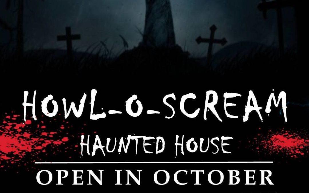 Howl-O-Scream Haunted House
