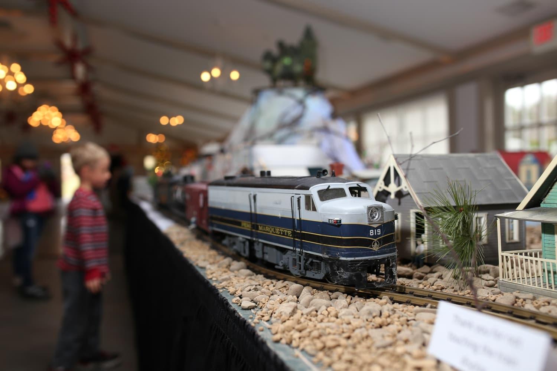 Castle Farms Train Wonderland