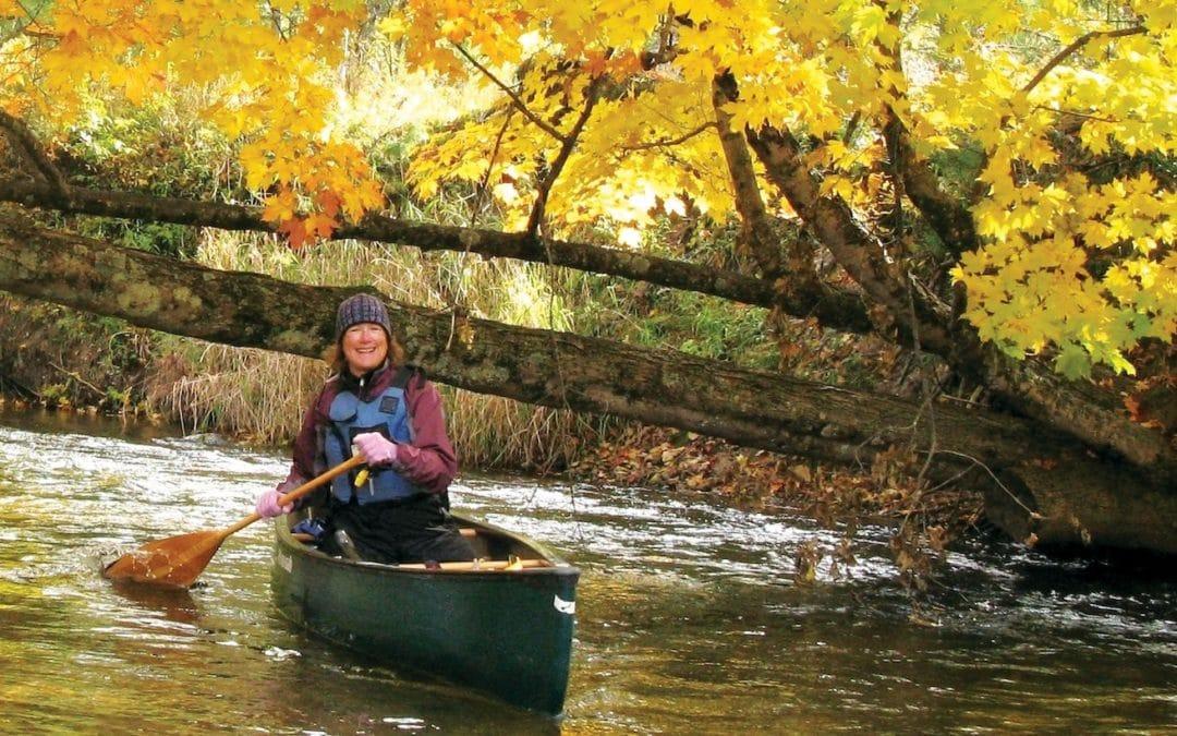 How Cancer-Survivor Sara Cockrell Stays Active Outdoors
