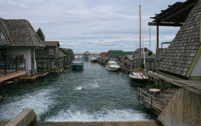 Historic Fishtown, Leland, Michigan