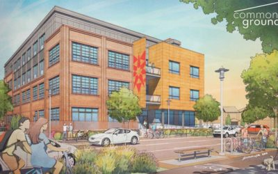 Commongrounds in Traverse City Hosts Virtual Groundbreaking
