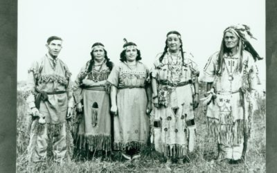 A Lesson From Dan Pine, Descendant of the Great Chief Shingwaukonsee