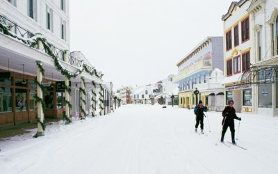 5 Small-Town New Year's Eve Events in Northern Michigan