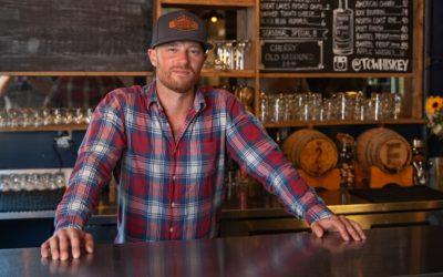 Distiller File: Chris Fredrickson at Traverse City Whiskey Company
