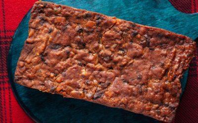 Michigan Monks Make This Poorrock Abbey Sourdough Fruitcake