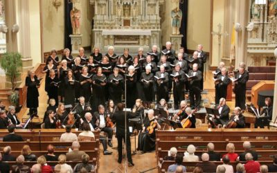 Great Lakes Chamber Orchestra Concerts this Spring