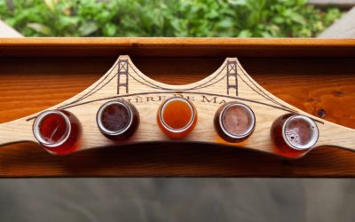 Northern Michigan Brewpubs with Hearty Menus for Winter Nights