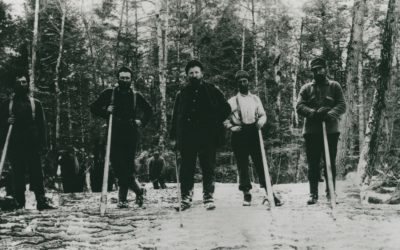 How Michigan Lumberjacks Celebrated Christmas