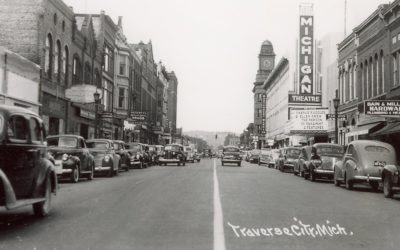 What Traverse City Looked Like the Decade You Were Born, 1940s–2000s