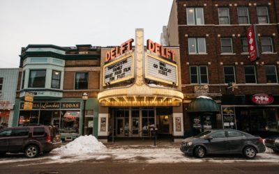 4 Dinner + Movie Deals at Historic Northern Michigan Theaters