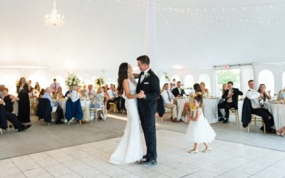 A Destination Wedding at Grand Traverse Resort Had Everything on this Couple's Wish List