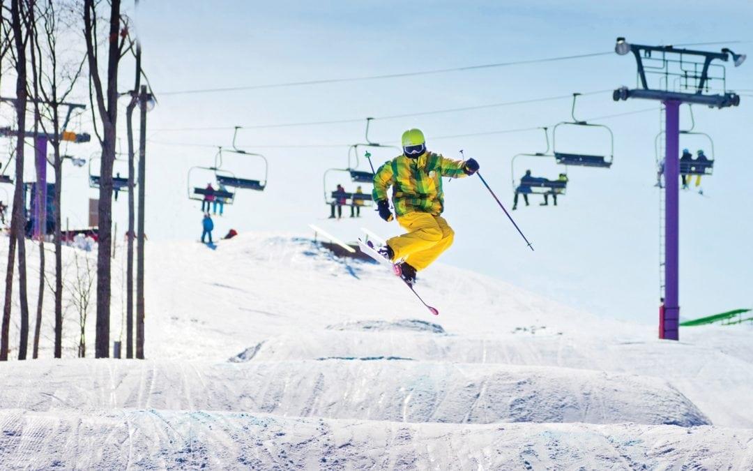 northern michigan ski