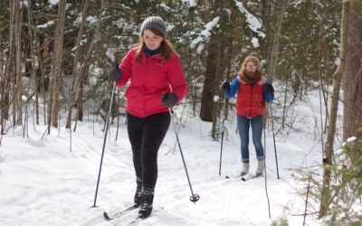 In Petoskey, Michigan, You Can Cross-Country Ski to a Local Brewery