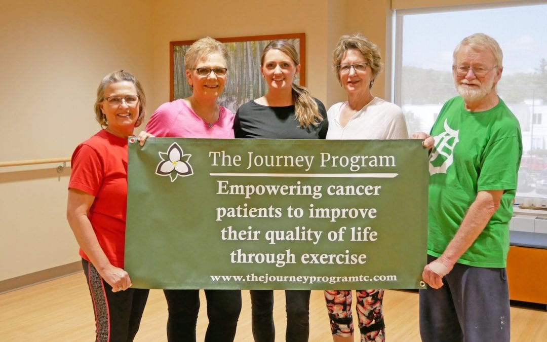 The Journey Program Offers New Exercise Videos for Cancer Patients