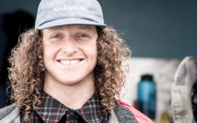 Pro Skier Mike King Grew Up on a Northern Michigan Cherry Orchard