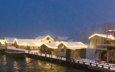 The Winter Glow of Fishtown