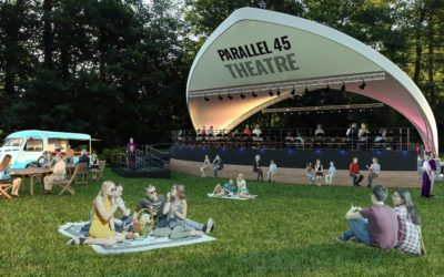 Traverse City's New Outdoor Venue Will Showcase Innovative Theatre