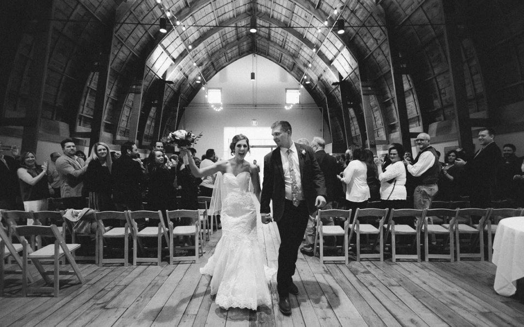 historic barns park wedding