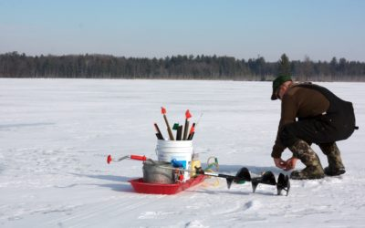 Tips for Catching Northern Pike in Winter