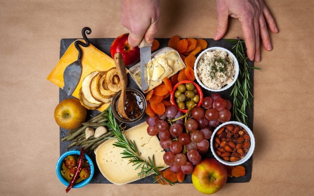Build the Best Ever Cheeseboard with Expert Advice from Boss Mouse Cheese