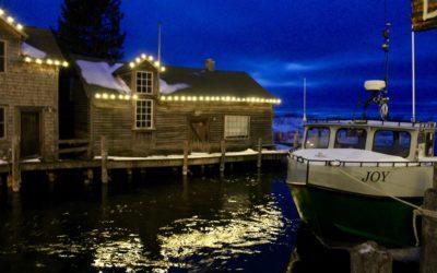 Winter in Fishtown