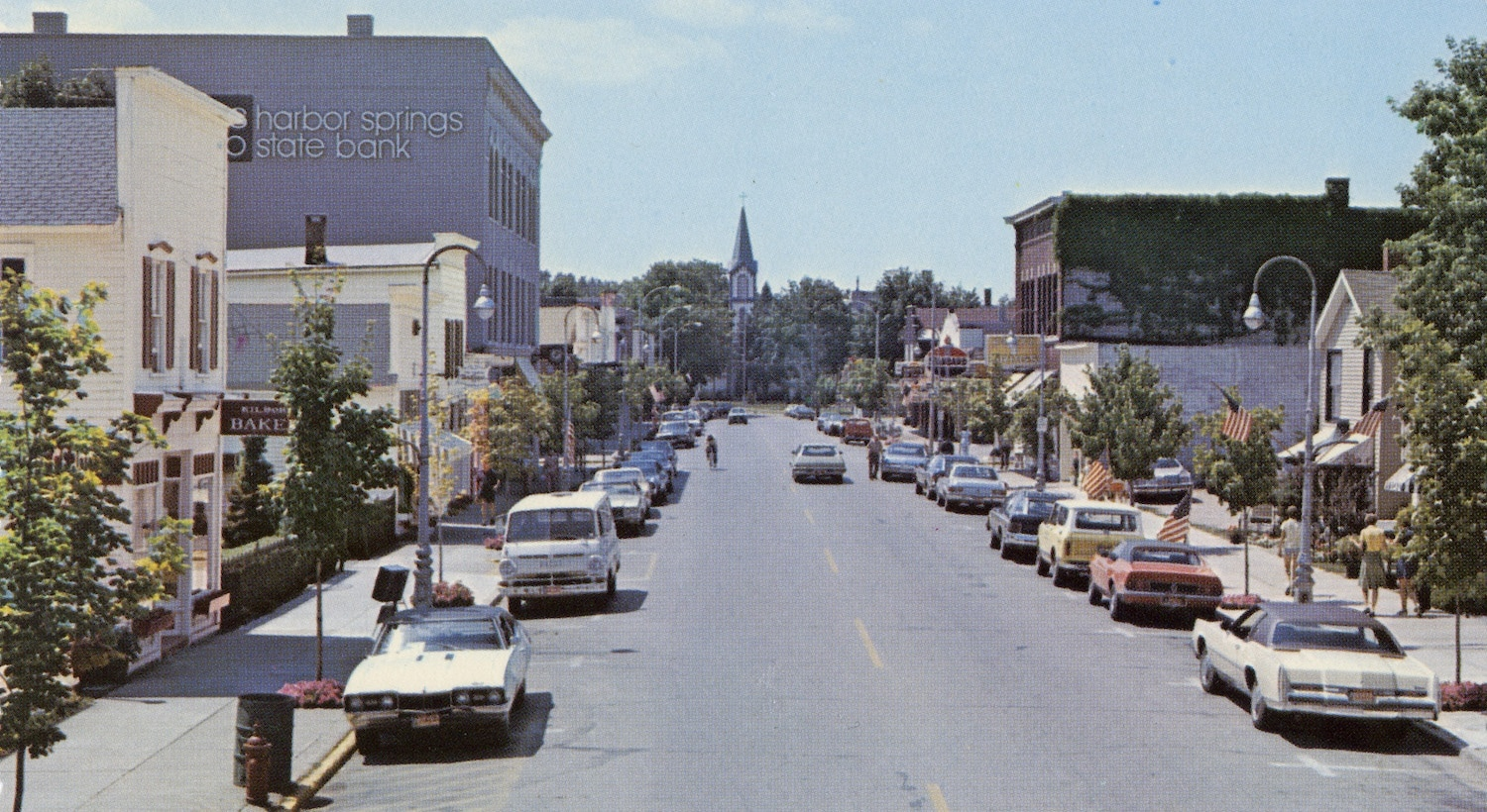 Historical Photos of Harbor Springs
