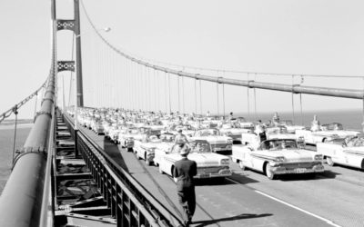 Building the Mackinac Bridge was a Magnificent Feat—What Did it Take?