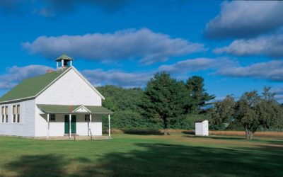 If These Walls Could Talk … Stories From Historic Northern Michigan Schoolhouses