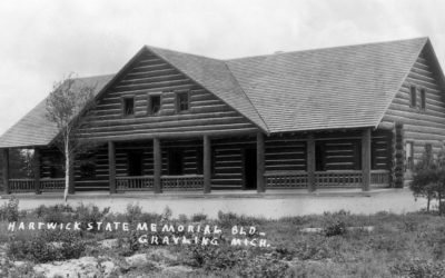 Hartwick Pines Memorial Building Reopening for Summer Tours