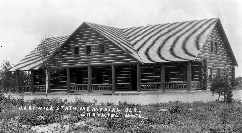 Hartwick Pines Memorial Building
