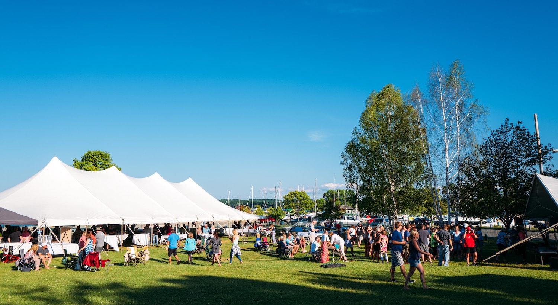 leelanau peninsula wine on the water festival