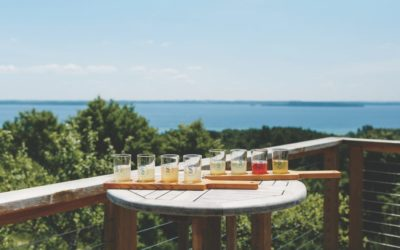 Where to Drink Local Craft Beverages Across Northern Michigan (Alcoholic + Non)