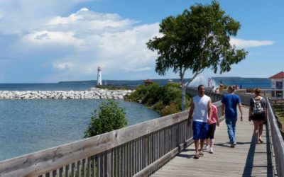Spend the 4th Up North! Family Vacations in St. Ignace