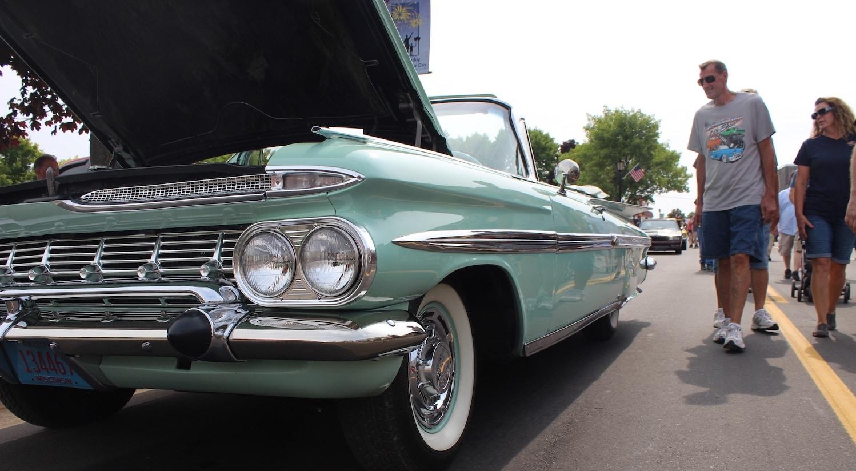 St. Ignace Car Show Weekend