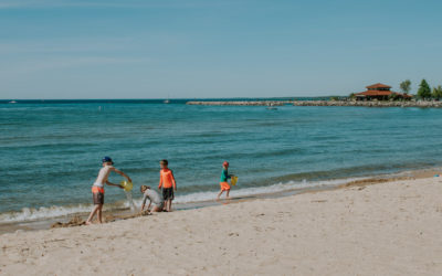 10 Healthy Ways to Stay Cool on a Hot Summer Day in Northern Michigan
