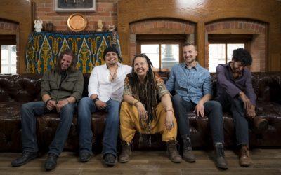 Nina & The Buffalo Riders Kicking Off Summer Sounds Concert Series