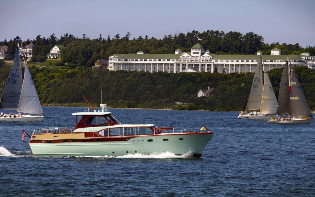 mackinac island boats