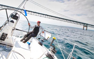 The Chicago Yacht Club Race to Mackinac is an Epic, and Dangerous, Adventure