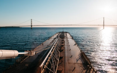 Life on a Great Lakes Freighter