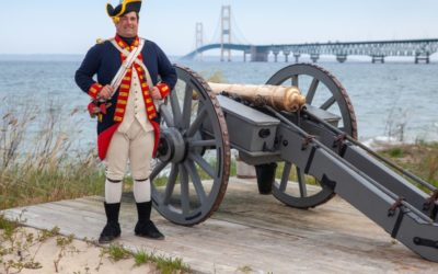 Go Back to the Year 1776 at Colonial Michilimackinac