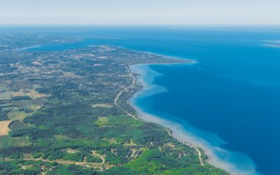 5 Air Tours with Epic Views of Northern Michigan